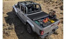 2020 jeep gladiator engine features