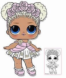 Malvorlagen Lol Doll Ausmalbilder Lol Lol Kostenlos