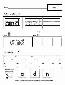 sle dolch sight words pre k worksheets the first 40 words sle
