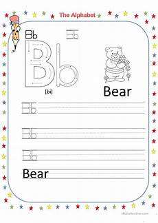 letter b worksheets free printables 23024 the alphabet letter b worksheet free esl printable worksheets made by teachers