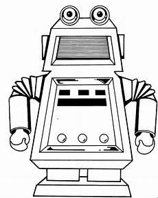 Malvorlagen Roboter Roboter 3 Ausmalbild Malvorlage Kinder