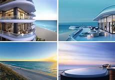 faena house miami beachside penthouse with layers of faena house 60m penthouse shatters miami records