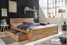 schlafzimmer bett 160x200 massivholzbett schlafzimmerbett reno bett kernubuche