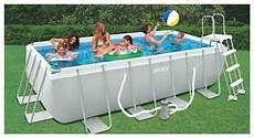 piscine hors sol rectangulaire tubulaire l artisanat et