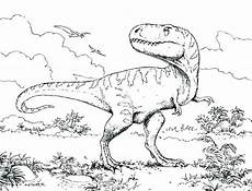 Dinosaurier Ausmalbilder Pdf Scary Dinosaur Coloring Pages At Getcolorings Free