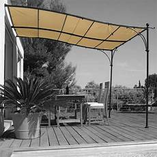 Toile Pour Tonnelle Luberon 3x3m 200gr M 178 Oogarden
