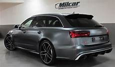 Milcar Automotive Consultancy 187 Audi Rs6 Avant 2016