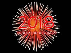 Frohes Neues Jahr 2018 Hintergrundbilder Kostenlos