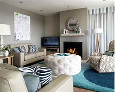 Gray And Beige Living Room Design Ideas Remodel Pictures