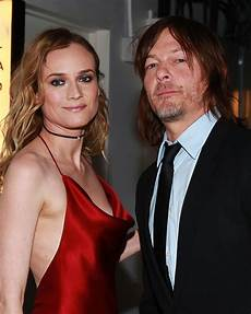 Norman Reedus Frau - pics norman reedus diane kruger dating out