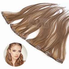 clip in single haarteil clip in extensions 60 cm