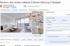 2 Zimmer Wohnung In Stuttgart Mieten by Wohnungsbetrug Alias Martina Himmel Premium