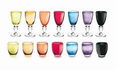 kasanova bicchieri bicchieri colorati stile e allegria in tavola modelli e