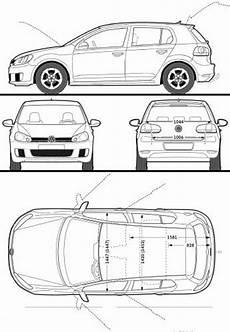 dimensions golf 5 the blueprints blueprints gt cars gt volkswagen gt volkswagen golf gti 5 door 2009