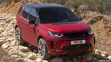 2020 land rover discovery sport road hd wallpaper 21