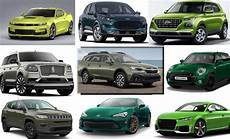 unusual car colors 2020 available in green the news wheel