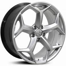ford 18 inch wheels rims replica oem factory stock wheels