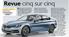nouvelle bmw serie 5 2016 2016 bmw s 233 rie 5 berline touring g30 g31 page 3