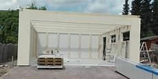 garage aus holz selber bauen gratis angebot f 252 r fertiggaragen garagenbox