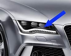 2019 Audi A7 Headlights by Audi A7 4g All Led Headlights 2011