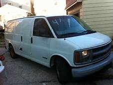 2001 Chevrolet Express Cargo  Overview CarGurus