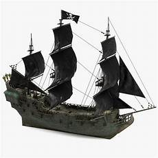 3d black pearl model turbosquid 1220647