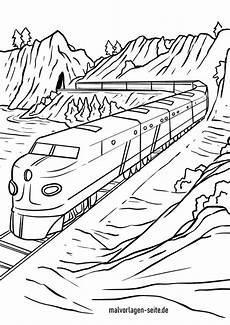 Eisenbahn Malvorlagen Bilder Malvorlage Eisenbahn Kostenlose Ausmalbilder