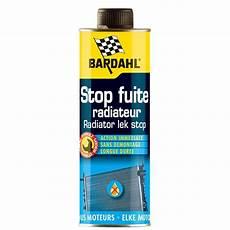 stop fuite liquide refroidissement stop fuite radiateur bardahl 500 ml feu vert