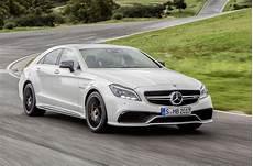 Mercedes Amg Cls 63 Review 2017 Autocar