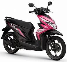 Modifikasi Honda Beat Injeksi 2018 by All New Honda Beat 2018 Magenta Bmspeed7