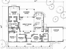 the mitchell 5416 4 bedrooms and 2 baths the house designers