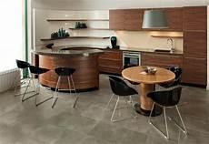 curved island kitchen designs 35 curved kitchen island ideas photos