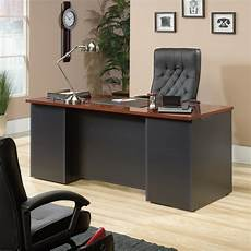 sauder home office furniture sauder via executive desk 419593 sauder the