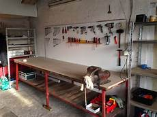 Werkstatt Sinnvoll Einrichten - timo s camaro restauration werkstatt einrichten