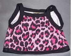 womens dress clothes webkinz ganz webkinz leopard shirt tank top leopard shirt