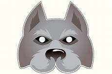 wolf paper plate craft picture of template paper