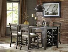 Bar Height Dining Room Sets