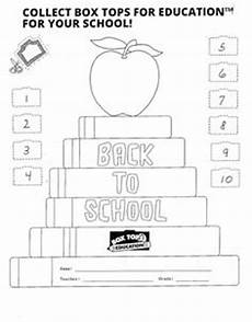 1000 images about box tops collection sheets on pinterest box tops education and charlie