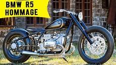 Bmw R5 Hommage Concept Bike Revealed