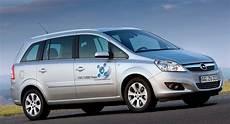 Opel Zafira Ecoflex 1 6 Erdgas Turbo Testbericht Auto