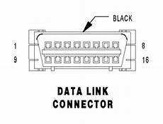honda data link connector pinout yr 0631 obd connector pinout schematic diagram free diagram