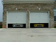 garage open youtube