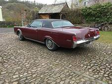 1970 Lincoln Continental Mk III Coupe For Sale  Car And