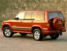 1999 Isuzu Trooper Specs Safety Rating & MPG  CarsDirect