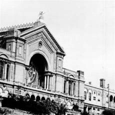 history of the ally pally s secret war television
