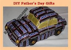 fathers day presents chocolate car tutorial