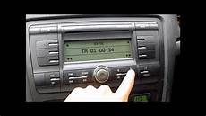 2007 skoda octavia elegance cd player stereo