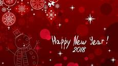 happy new year 2018 wallpaper hd pixelstalk net