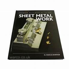 sheet metal work book hardback forming fabrication guide