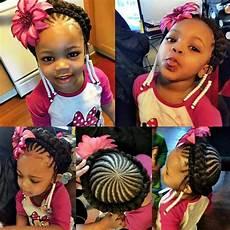 Baby Braid Hairstyles